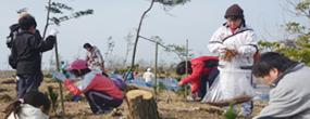 東日本大震災復興支援協力者