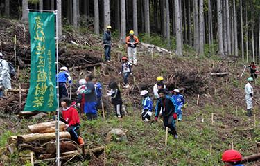 No.34 気仙地区植樹祭