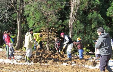 No.52 長野県北部地震復興祈念植樹