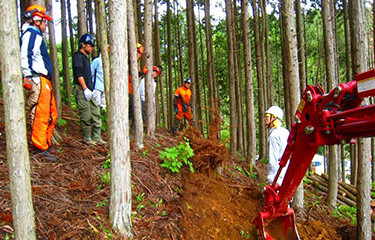 No.90 自伐型林業による被災地再生