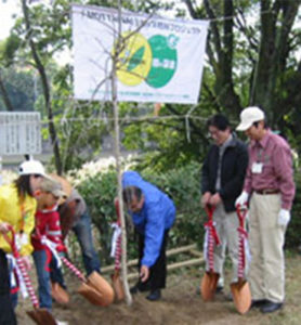 MOTTAINAIキッズ植林プロジェクト